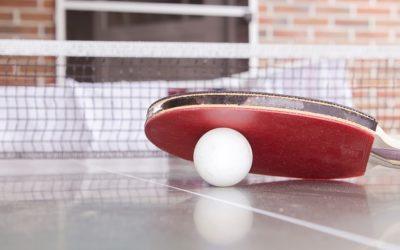 Turniej tenisa stołowego zakończony!