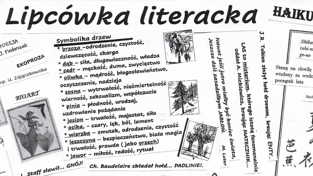 Lipcówka literacka