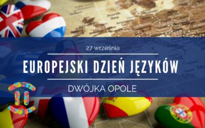 Gotowi na Europejski Dzień Języków?