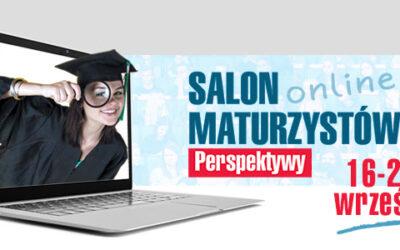 Salon Maturzystów 2021 – wydarzenie on-line