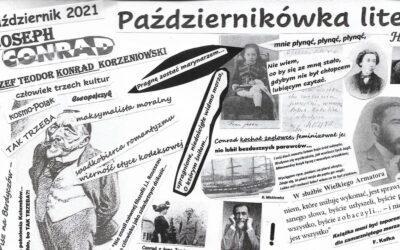Październikówka literacka